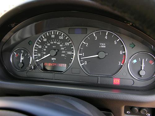 BMW E36 Z3 Cluster EEPROMs