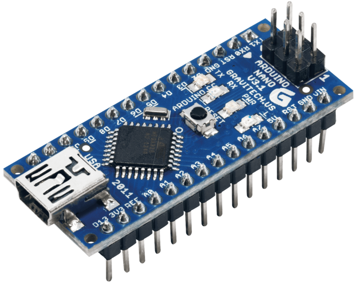 Dealing with an Arduino Nano with 3 Serial Ports